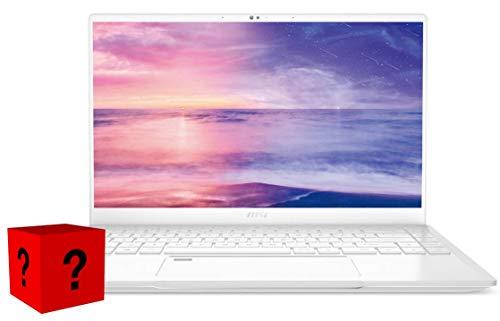 XPC MSI Prestige 14 Notebook (Intel 10th Gen i7-10710U, 16GB RAM, 1TB NVMe SSD, GTX 1650 4GB, 14  Full HD, Windows 10 Pro) Professional Laptop