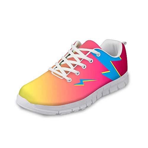 MODEGA Laufschuh Männer Wanderschuhe Schuh Männer Laufen Turnschuh Männer Bowlingschuhe Größe 44 EU |9 UK