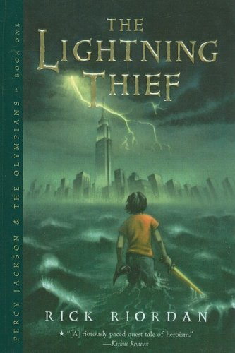 The Lightning Thief by Riordan, Ric…