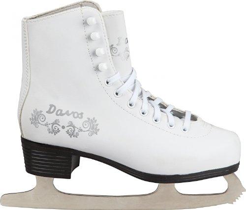 V3 Tec Davos Figure Skate, Eiskunstlauf-Schlittschuhe - 38