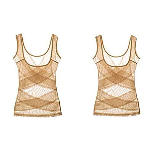 marca blanca Body Shaper para mujeres sin espalda control de barriga - cintura alta sin costuras compresión de pierna L