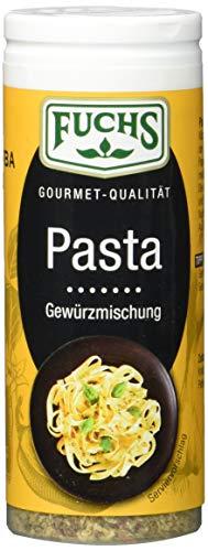 Fuchs Gewürze Pasta Gewürzmischung, 4er Pack (4 x 34 g)