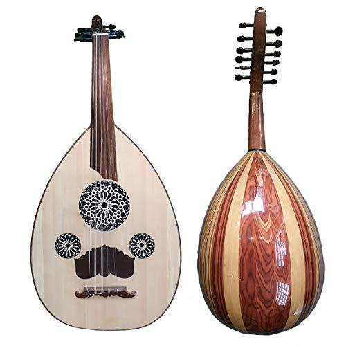 Ägyptisches Oud Porrima – Orientalische Musik, arabische Luth – Klang des Orients