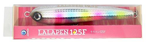 JUMPRIZE(ジャンプライズ) ペンシルベイト ララペン 125F 125mm 25g レンズキャンディーグローB #01 ルアー