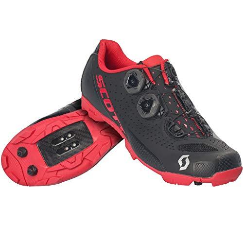 Scott MTB RC Lady Shoe (Matt Black/Berry Red, 39.0 EU) - Women's 2020