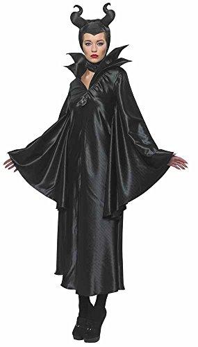 Rubie 's Maleficient-Damenkostüm, offizielles Kostüm für Erwachsene zum Disney-Film, Halloween