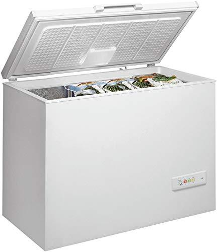 Privileg PFH 606 A++2 Gefriertruhe/A++ / Nutzinhalt 312 L /219 kWh Strom/Jahr / 42 dB/Cool or Freeze/Supergefrierfunktion/Door Balance/Innenbeleuchtung/Kindersicherung 850721601020