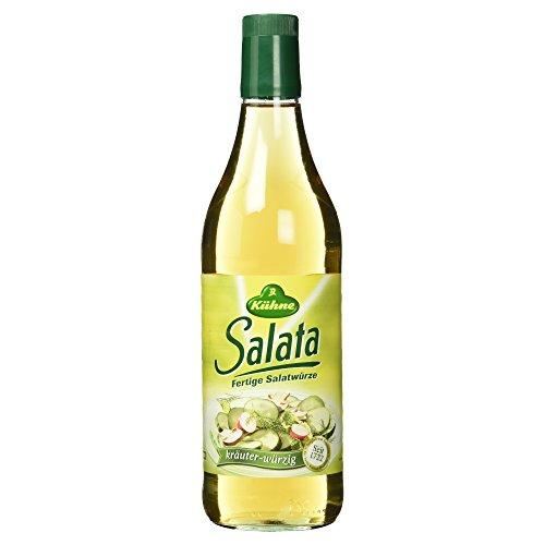 Kühne Essig Salata kräuterwürzig, 750 ml