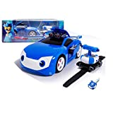 [Young toy] PowerBattle WatchCar Blue Wil RC Car
