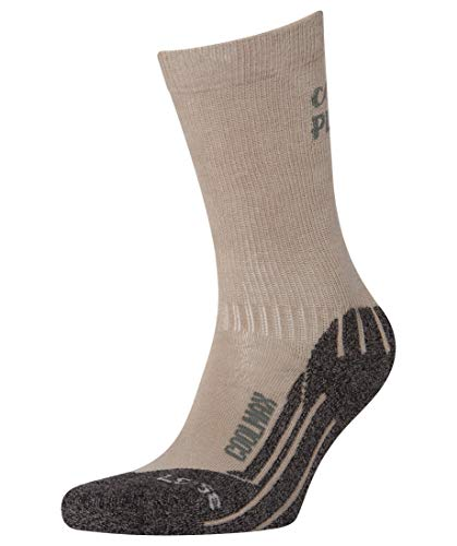 Care Plus Bugsox Adventure Chaussettes Mixte, Kaki, 44-47