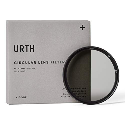 Urth x Gobe 62 mm Polfilter (Polarisationsfilter) CPL Filter (Plus+)