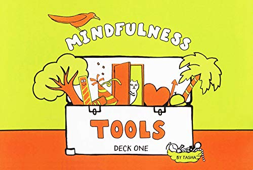 Mindfulness Tools by Tasha Deck 1 (12 Cards) - Simple & Powerful | Daily Practice for Gratitude and Mindful Meditation