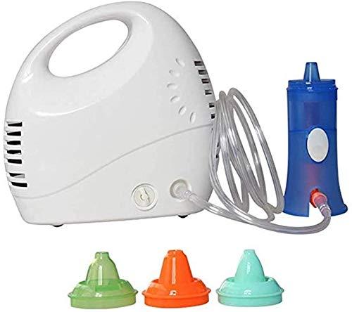 Nasaal irrigatie met koude, allergie, nasale reiniging en neuzen
