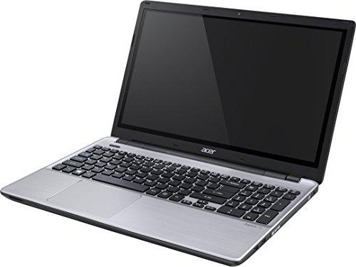 Acer Aspire V3-572P 15.6-inch Touchscreen Notebook (Silver) - (Intel Core i5 4200U 1.6GHz, 8GB RAM, 1TB HDD, DVDSM DL, WLAN, Bluetooth, Webcam, Integrated Graphics, Windows 8.1)