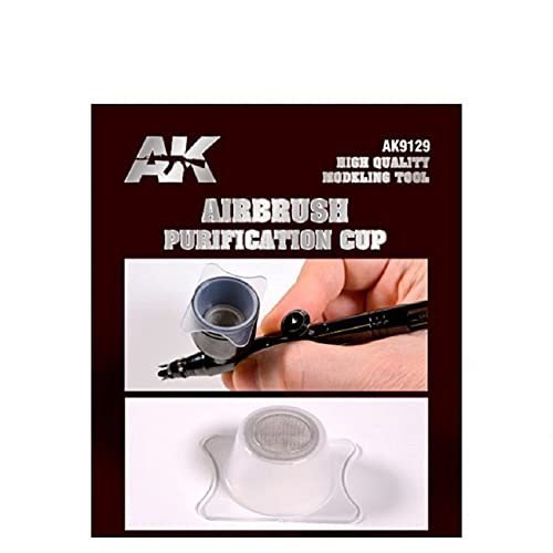 AK9129 | AK Interactive: Purification Cups for Airbrush