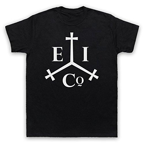 Taboo East India Company Herren T-Shirt, Schwarz, XL