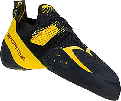 La Sportiva Men's Solution Comp Rock Climbing Shoes