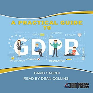 A Practical Guide to GDPR audiobook cover art