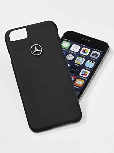Mercedes-Benz Handyhülle iPhone 7 schwarz