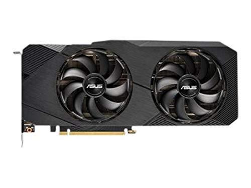 ASUS Dual Nvidia GeForce RTX 2080 Super 6GB EVO V2 Gaming Grafikkarte (GDDR6 Speicher, PCIe 3.0, 1x HDMI 2.0b, 3x DisplayPort 1.4, DUAL-RTX2080S-8G-EVO-V2)