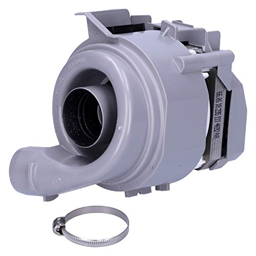 Wessper Pompa riscaldamento per lavastoviglie Bosch SMV58N90EU/A5