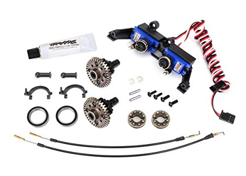 Traxxas Front/Rear Locking Differential (Assembled)