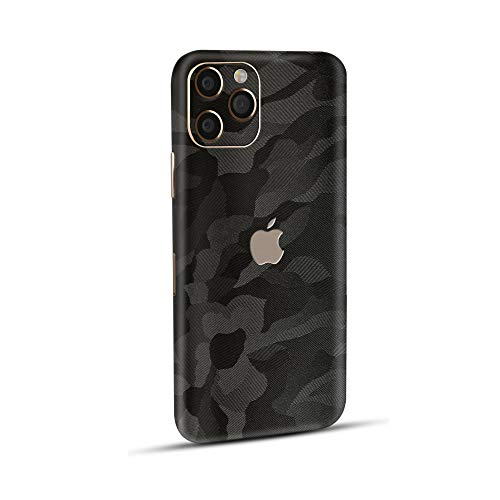 Normout iPhone 11 Pro Skin Wrap Schutzfolie Rückseite Phantom- 2X iPhone 11 Pro Schutzfolie Rückseite, 2X iPhone 11 pro Kameraschutz - Schützt vor Kratzern, Beschädigungen & Fingerabdrücken