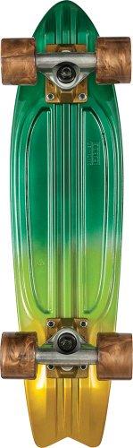 Globe Cruiserboard Faded Bantam ST, Lowrider Green, 23 x 6 cm