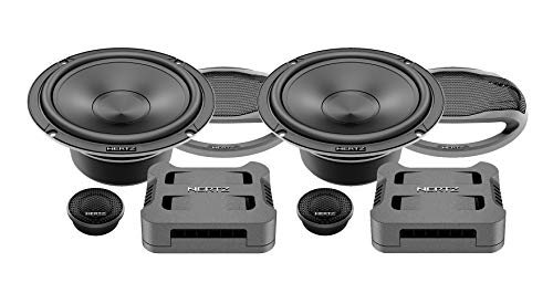Hertz CPK 165 16,5cm Haut-parleurs composantes à 2 Voies, 105W, 4 Ohm, 45Hz - 22,5kHz ~ Cento Series ~