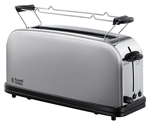 Russell Hobbs Toaster Grille-Pain, Fente Large Spcial...