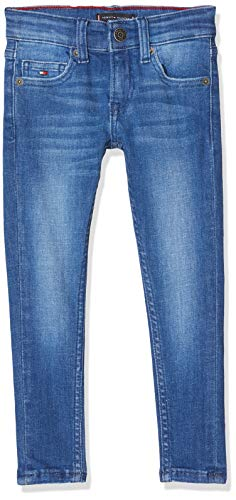 Tommy Hilfiger Boy's Simon Skinny Brbst Jeans
