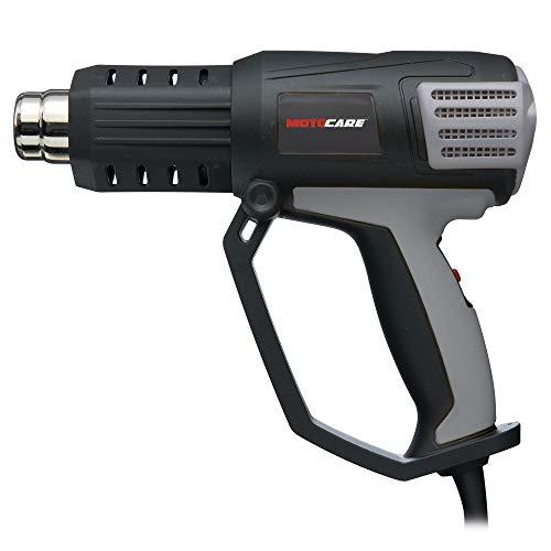 Wagner Spraytech 0503057 Motocare Heat Gun, Multi Temp, Yellow and Black