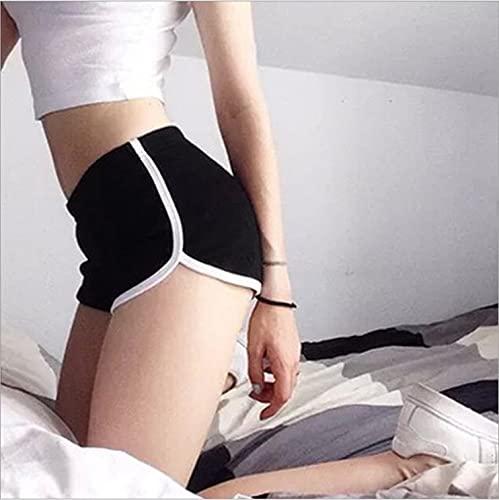 QINGJIA Moisture Wicking Las mujeres de malla remiendo deporte altas polainas de la cintura pantalones de las medias sólidas Deportes desgaste for las mujeres empuja hacia arriba el gimnasio pantalone