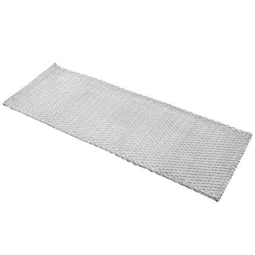 vhbw Filtrepermanent filtre à graisse métallique 45,2 x 16 x 0,35 cm convient pour Bauknecht DNV 3260 857428801070 hottes de cuisinière métal
