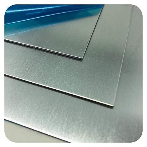 5mm x 200mm x 300mm Aluminium Blech Platten Zuschnitt von Stahlog