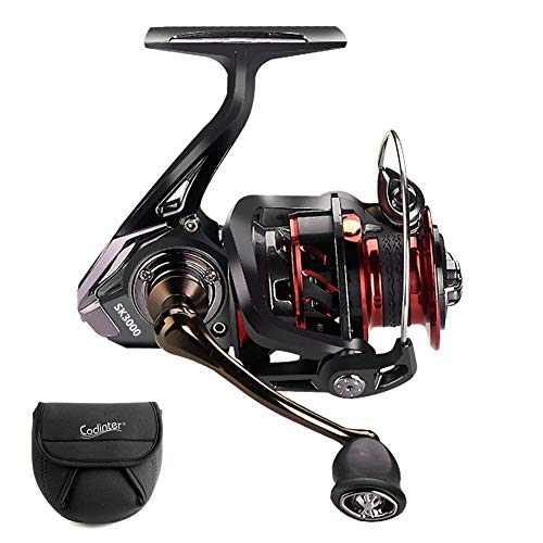 Codinter Spinning Reel, Ultralight Fishing Reel with...