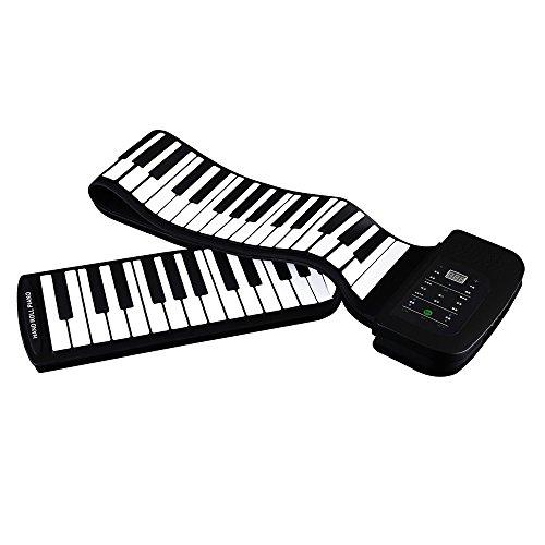 Andoer® Piano Portátil 88