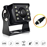 Caméra de recul Universelle LED avec détection Automatique de 360 degrés, Angle de...