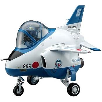ハセガワ たまごひこーき 航空自衛隊 T-4 ブルーインパルス ノンスケール プラモデル TH13