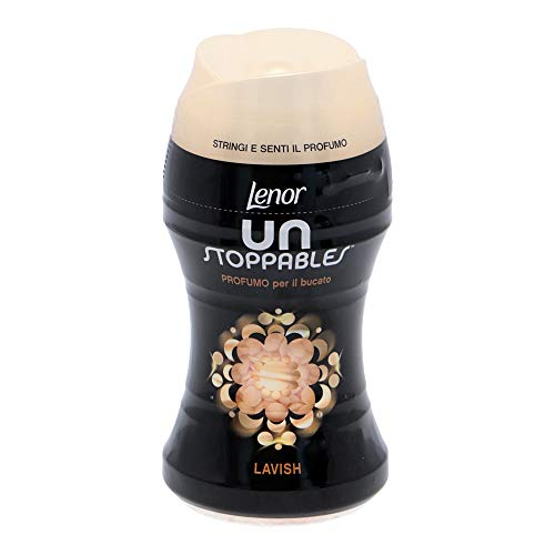Lenor UNSTOPPABLES Lavish, Duft für BUCATO in Gemme, 140 g