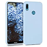 kwmobile TPU Silicone Case Compatible with Huawei Y6 (2019)