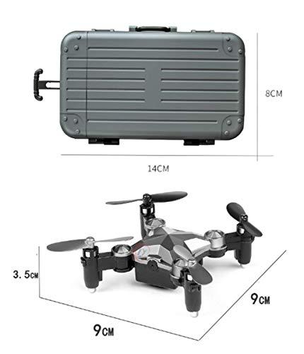 SUIYUE Ultra Small Drone Aerial Camera HD Folding Mini Mini Remote Control Plane Foldable Aerial Drone Mini Small Toy…