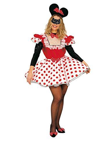 Ciao - Topina Costume Donna Adulto, Taglia S