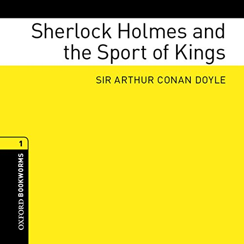 Sherlock Holmes and the Sport of Kings (Adaptation) audiobook cover art