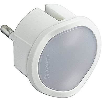 Foto di BTicino S3625DL Torcia d'Emergenza Automatica con Funzione Luce di Cortesia Regolabile, 220 V, Bianco