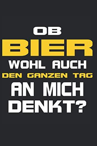 Ob Bier auch an mich denkt?
