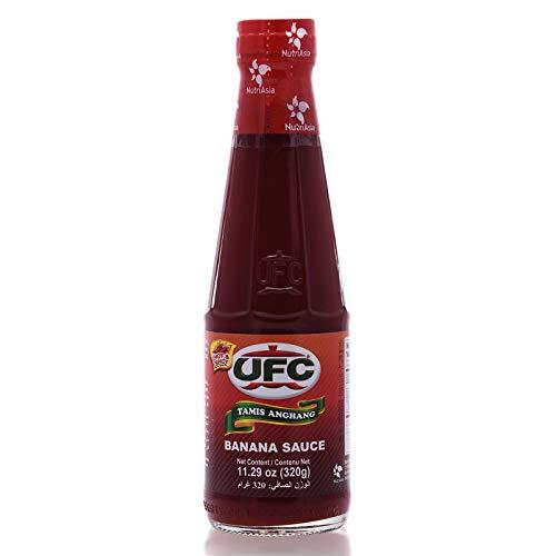 Ufc Bananensauce Hot 320g