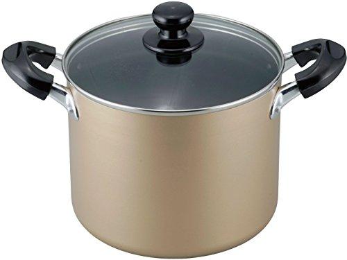 和平フレイズ 両手鍋 煮物 カレー シチュー おおらか鍋 20cm 大型サイズ IH対応 ふっ素樹脂加工 OR-7124