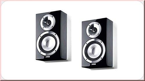 Canton SL 510.2 - Lautsprecher (Wandmontierbar, geschlossen, Speaker Set Unit, Satellit, 2-Wege, 40-40000 Hz)