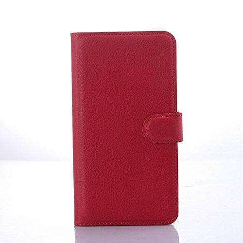 pinlu® PU Leder Hülle Schutzhülle Für ASUS ZenFone 2 ZE550ML/ZE551ML (5.5